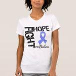 Fight Believe Hope v2 Esophageal Cancer Tshirt