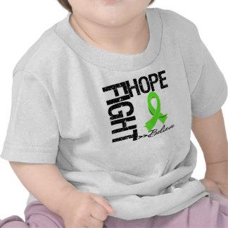 Fight Believe Hope v2 Non-Hodgkin's Lymphoma Shirt