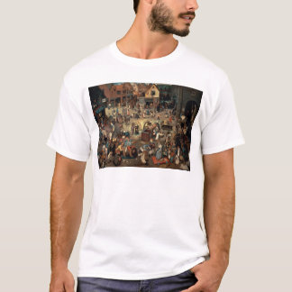 Fight between Carnival and Lent, 1559 T-Shirt