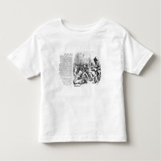 Fight between the Republicans & Parliament Toddler T-shirt