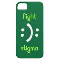 Fight bipolar Stigma iPhone 5 Covers