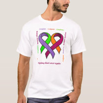 Fight Blood Cancer Together T-shirt (customizable)