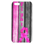 Fight Breast Cancer Case For iPhone 5C