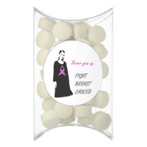 Fight breast cancer gum