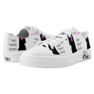 Fight breast cancer Low-Top sneakers