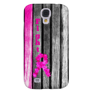 Fight Breast Cancer Samsung S4 Case