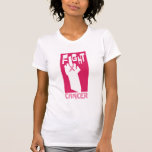 Fight Breast Cancer Tee Shirts