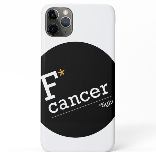 fight cancer iphone cases