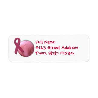 Fight Cancer Mailing Labels