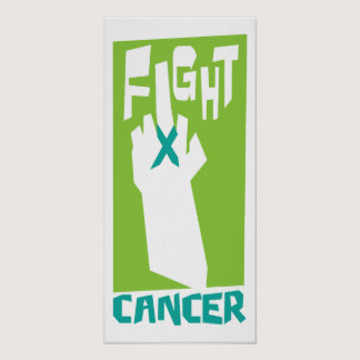 Fight Cancer Poster