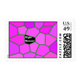 Fight Cancer Stamp
