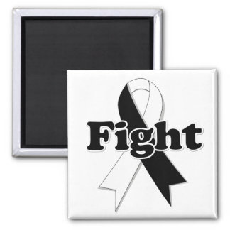 Fight Carcinoid Cancer Refrigerator Magnet