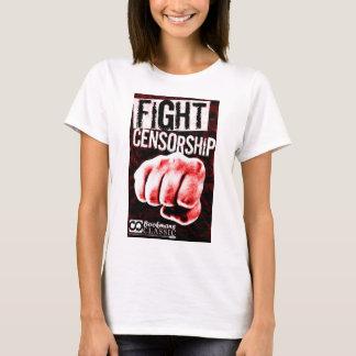Fight Censorship Tee