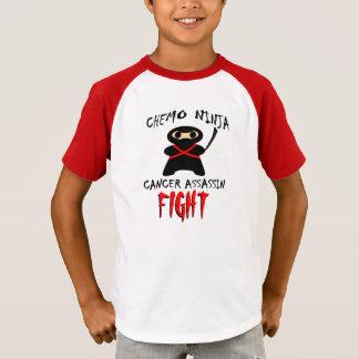 FIGHT!  Chemo Ninja Cancer Assassin T-Shirt
