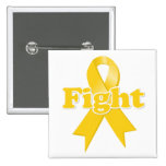 Fight Childhood Cancer Buttons