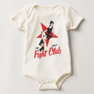 Fight Club Baby Bodysuit