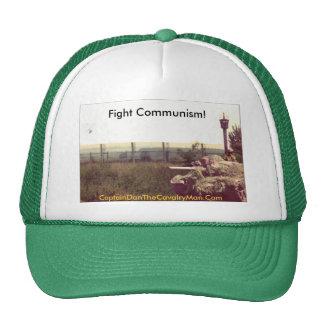 Fight Communism!, CaptainDan Hat