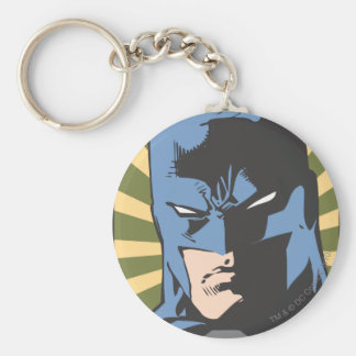 Fight Crime - Keep Peace - Batman Keychain