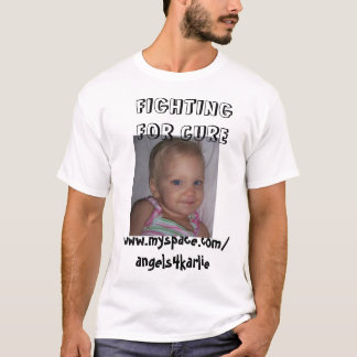 FIGHT CURE KARLIE T-Shirt