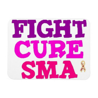 FIGHT CURE SMA Magnet