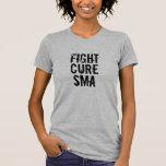 FIGHT, CURE, SMA T SHIRTS