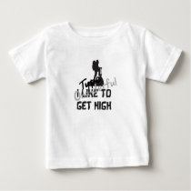 Fight Diabetes Awareness  Gifts Diabetics Baby T-Shirt