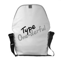 Fight Diabetes Awareness  Gifts Diabetics Courier Bag