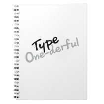 Fight Diabetes Awareness  Gifts Diabetics Notebook