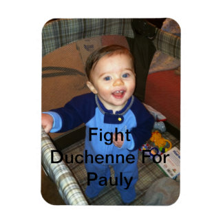 Fight Duchenne For Pauly Magnet