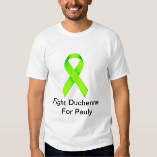 Fight Duchenne For Pauly Mens Tee