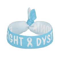 Fight Dystonia Hair Tie