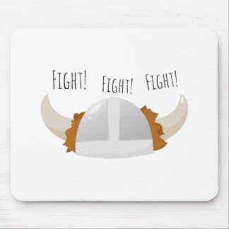 Fight Fight Mouse Pad
