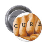 Fight for a Cure Pin