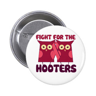 Fight for Breast Cancer Awareness Button