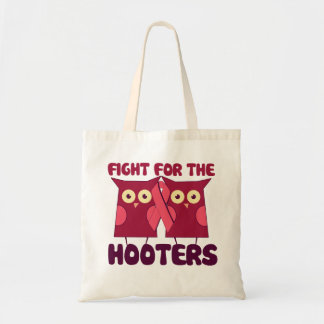 Fight for Breast Cancer Awareness Tote Bag