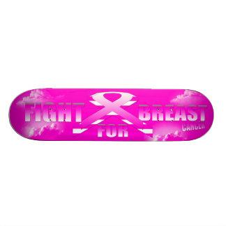 fight for breast cancer (for girls) skateboard