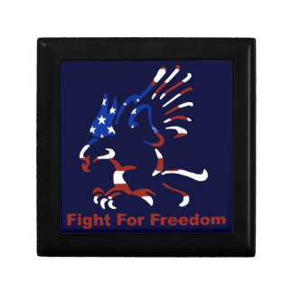 Fight For Freedom Eagle Gift Box