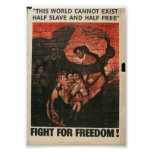 Fight for Freedom! Poster