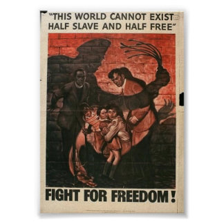 Fight for Freedom Poster
