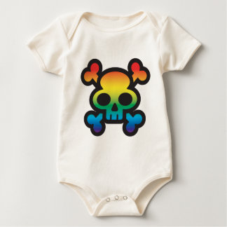Fight for Gay Rights Moniker Baby Bodysuit