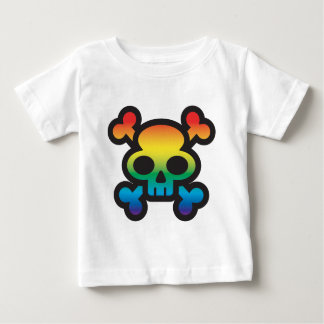 Fight for Gay Rights Moniker Baby T-Shirt