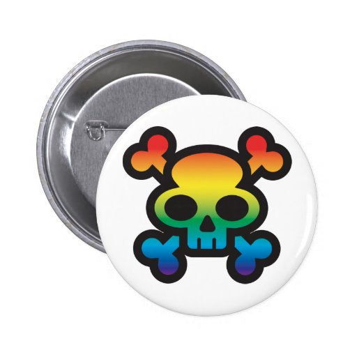 Fight for Gay Rights Moniker Pinback Buttons