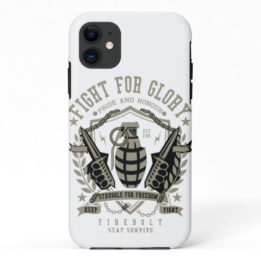 Fight for Glory iPhone 11 Case