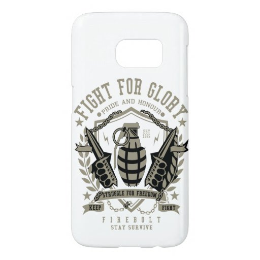 Fight for Glory Samsung Galaxy S7 Case