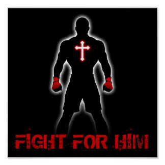 FIGHT FOR HIM POSTERS