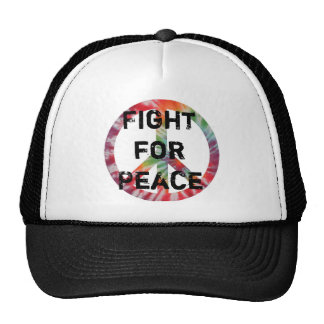 Fight for Peace hat