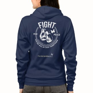 Fight for Peace Hoodie