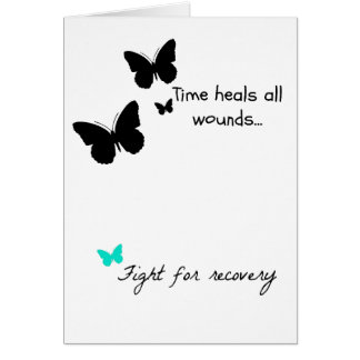 Fight for Recovery - Distractions Card