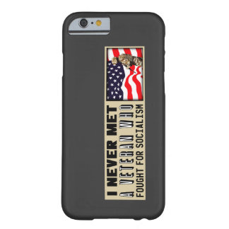 Fight For Socalism? Barely There iPhone 6 Case