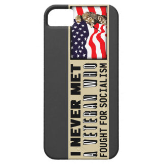 Fight For Socalism? iPhone 5 Case